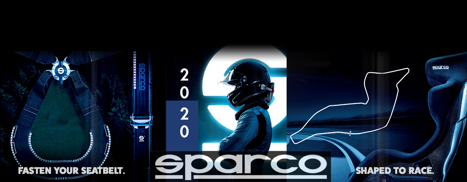 Sparco Racing Seats and Harnesses