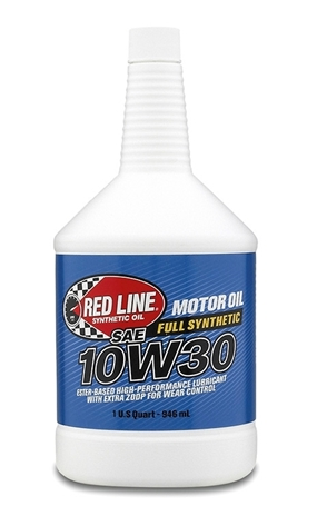 Red Line 10W30 Synthetic Motor Oil