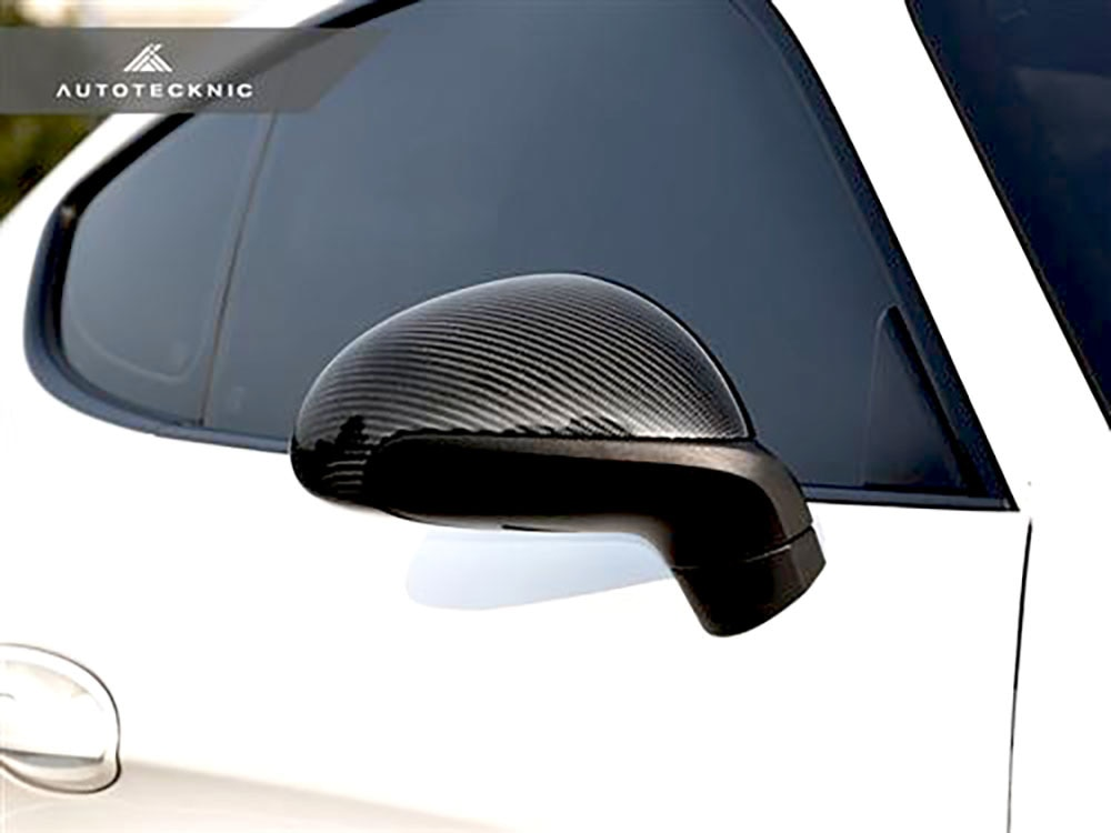 Autotecknic Porsche 991/981 Carbon Fiber Replacement Mirrors