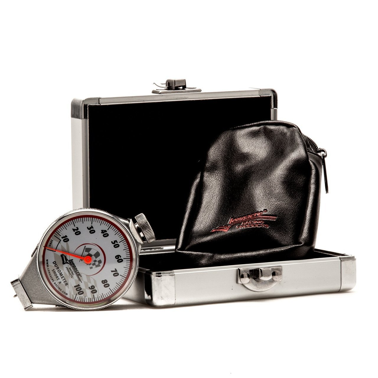 Longacre Deluxe Tire Durometer with Case