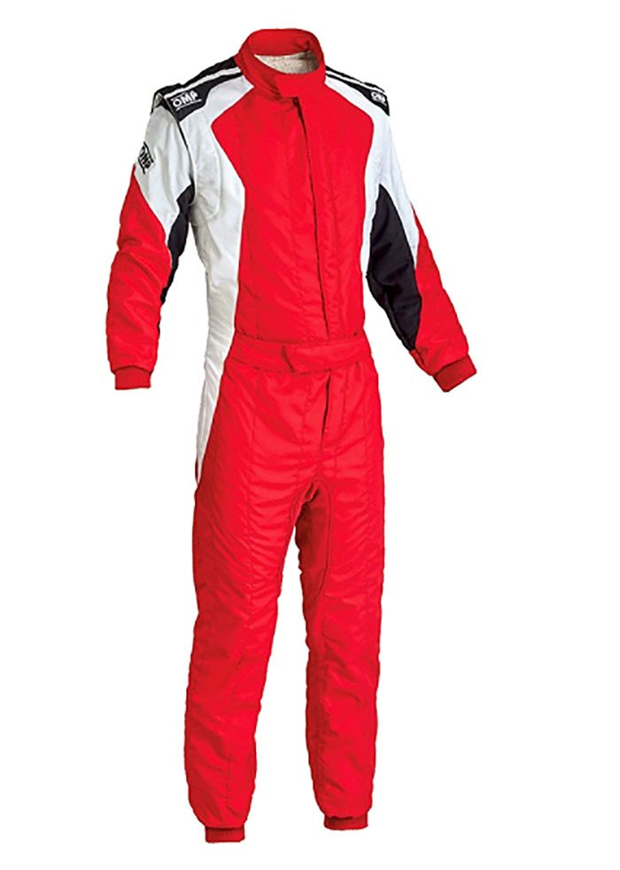 OMP First Evo Racing Suit
