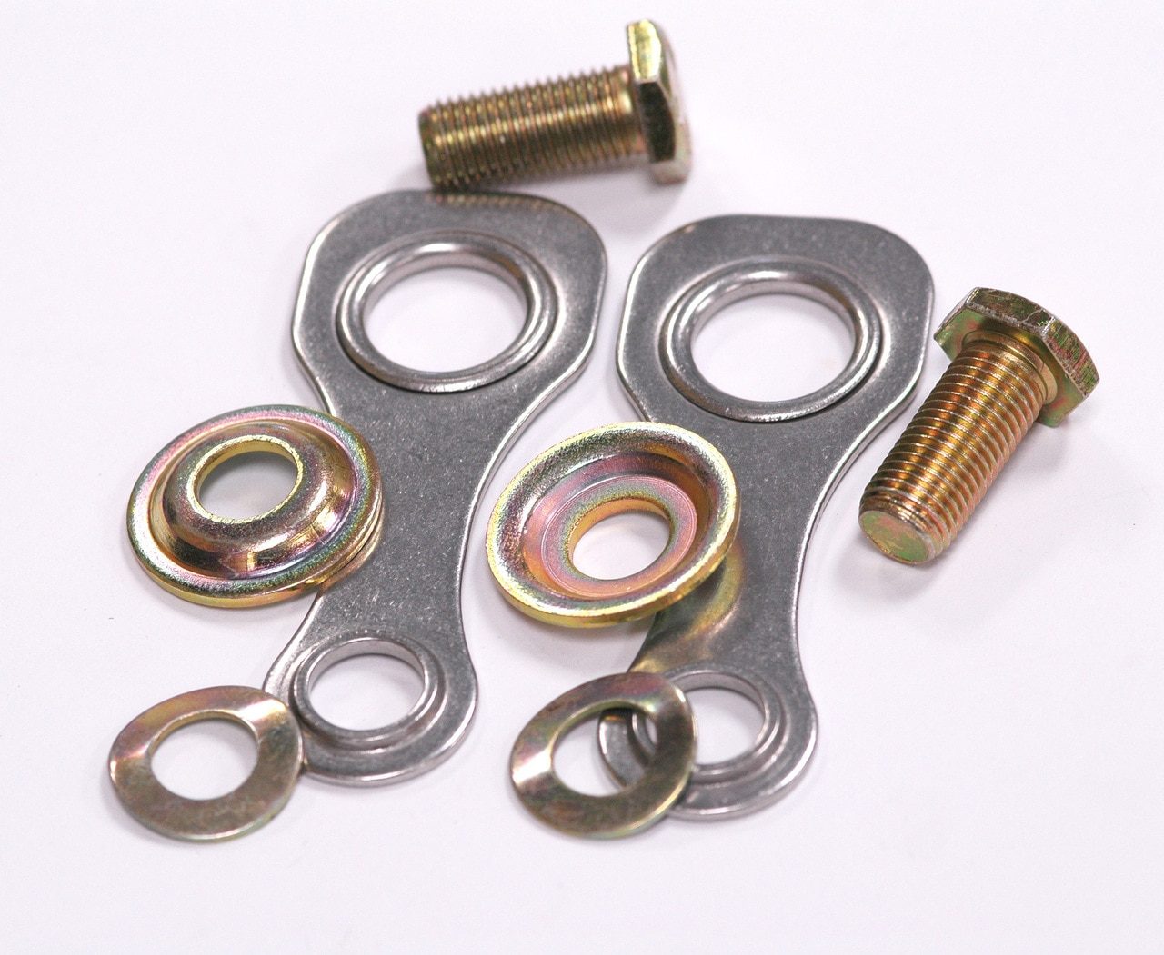 Schroth Bolt In End Fitting Kits
