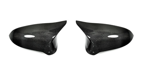 Autotecknic BMW F80 M3 / F82 M4 Carbon Fiber Mirror Covers