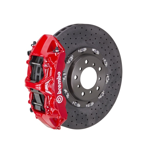 Brembo Brakes Front 380x34 CCM-R - Six Pistons