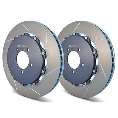A1-016 Girodisc 2pc Front Brake Rotors