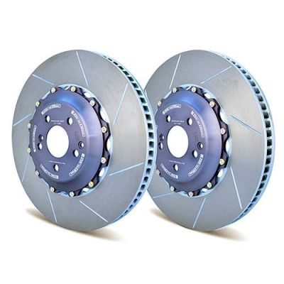 A1-164 Girodisc 2pc Front Brake Rotors (991 Cup Car)