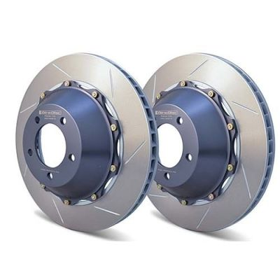 A2-016 Girodisc 2pc Rear Brake Rotors