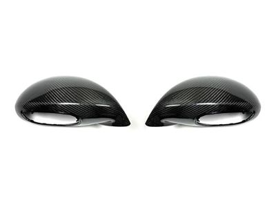 Autotecknic Porsche 991 Sport Design Carbon Fiber Replacement Mirrors