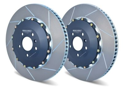 A1-023 Girodisc 2pc Front Brake Rotors (McLaren MP4-12C)
