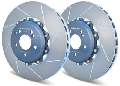 A1-022 Girodisc 2pc Front Brake Rotors