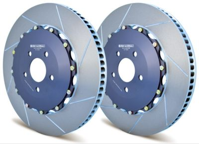 A1-034 Girodisc 2pc Front Brake Rotors (380mm)