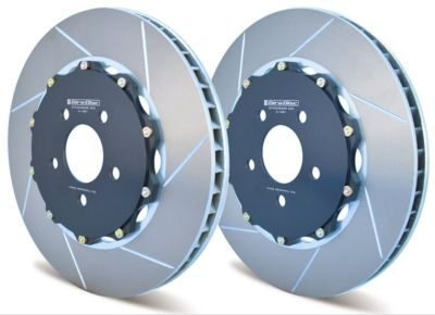 A2-172 Girodisc 2pc Rear Brake Rotors (Camaro Z28)