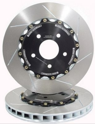 A1-096 Girodisc 2pc Front Brake Rotors