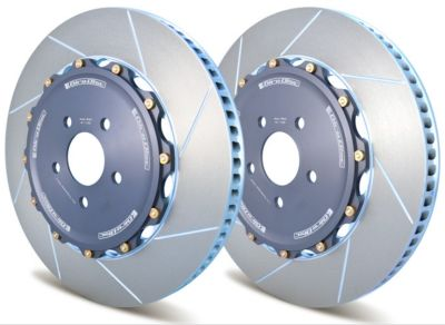 A1-100 Girodisc 2pc Front Brake Rotors (Audi RS4 2006-2008)
