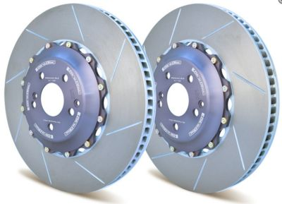 A1-123 Girodisc 2pc Front Brake Rotors (SLS AMG)