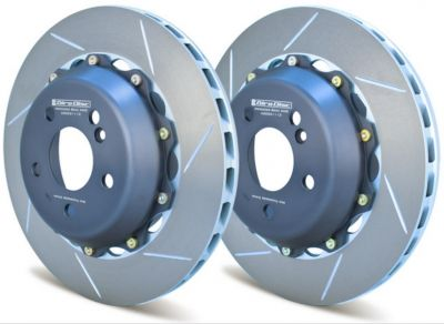 A2-025 Girodisc 2pc Rear Brake Rotors
