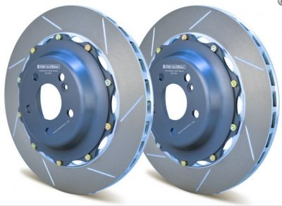 A2-056 Girodisc 2pc Rear Brake Rotors (2010-2016)