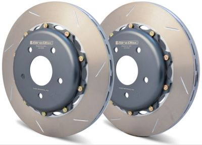 A2-096 Girodisc 2pc Rear Brake Rotors (C5/C6 Corvette Z51)