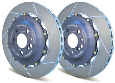 A2-123 Girodisc 2pc Rear Brake Rotors