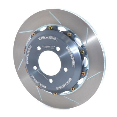 A2-047 Girodisc 2pc Rear Brake Rotors