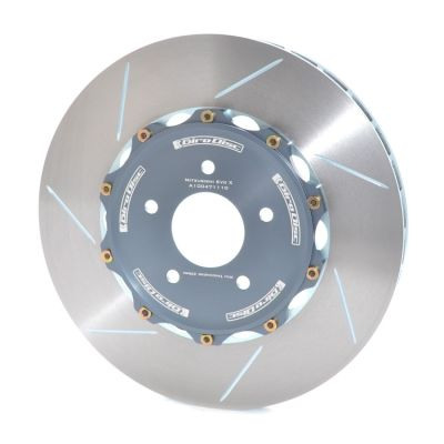 A1-047 Girodisc 2pc Front Brake Rotors