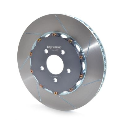A1-081 Girodisc 2pc Front Brake Rotors