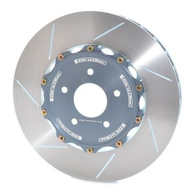 A2-145 Girodisc 2pc Rear Brake Rotors (C7 Corvette Z06 w/Z07 CCM)