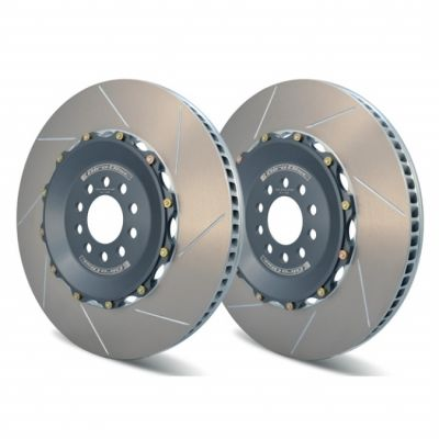 A1-169 Girodisc 2pc Front Brake Rotors (Ford Focus RS)