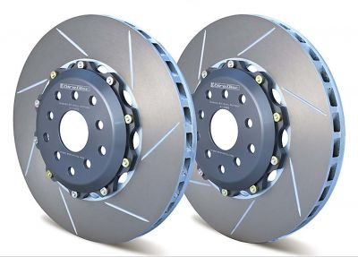 A1-171 Girodisc 2pc Front Brake Rotors (Audi S3 / VW Golf R)