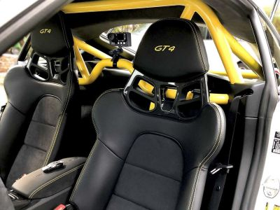 CMS Performance Roll Bar for Porsche Cayman (981/718/GT4)