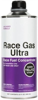 Race Gas ULTRA (Racing Fuel Concentrate) 112 Octane