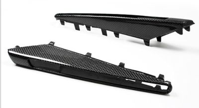 Autotecknic BMW E90 Sedan / E92 Coupe / E93 Cabrio / M3 Carbon Fiber Replacement Fender Gills