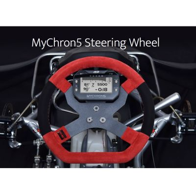 AiM Sports MyChron5 Karting Steering Wheel