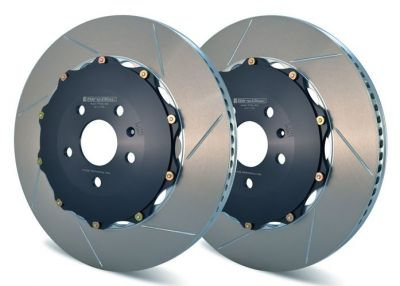 A2-186 Girodisc 2pc Rear Brake Rotors (BMW F8x M2/M3/M4)