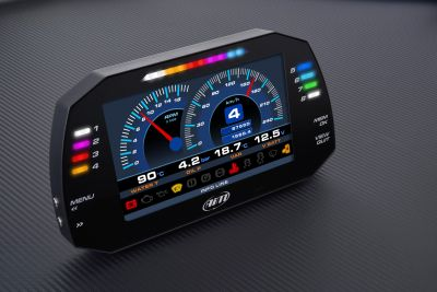 AiM Sports MXG 1.2 Strada Large Color TFT Dash