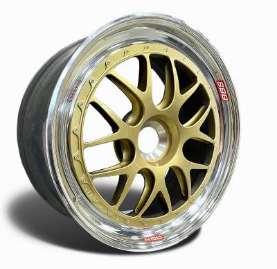 BBS E07 Porsche 991 GT3/GT3RS Racing Wheels (Set of 4)