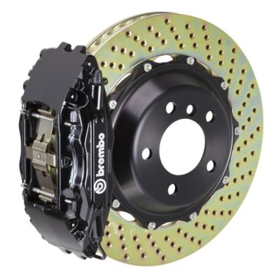 Brembo Brakes Front 332x32 - Four Pistons