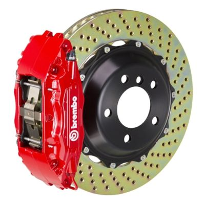 Brembo Brakes Front 332x32 Two Piece - Four Pistons (M5 E34)