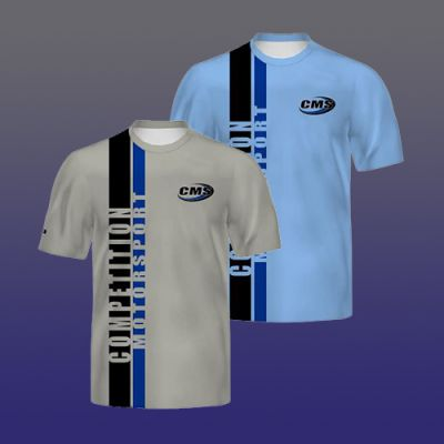 CMS Dri-Fit Sublimated Track Shirt