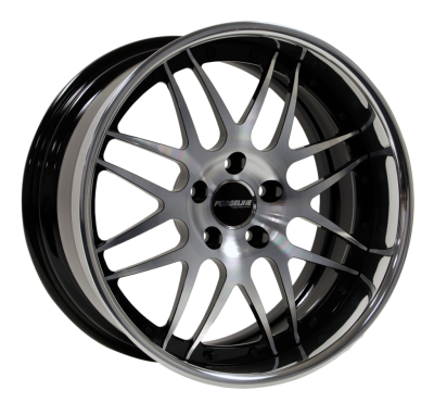 Forgeline DE3P Premier Series Forged Wheel (3-Piece)