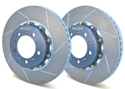 A1-019 Girodisc 2pc FRONT Brake Rotors (350mm)