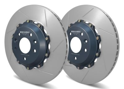 A1-139 Girodisc 2pc Front Brake Rotors (Megane III RS)