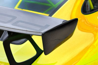 C3 Carbon Porsche 991.2 GT2 RS Wing End Plates