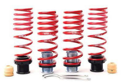 H&R VTF Adjustable Lowering Springs Porsche 991 Carrera All RWD (2012-19)