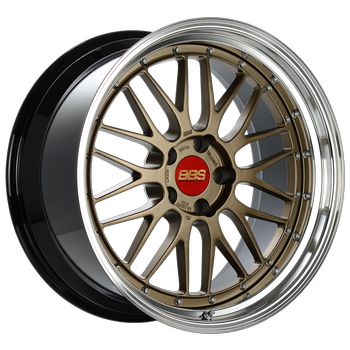 BBS LM Two-Piece Wheels