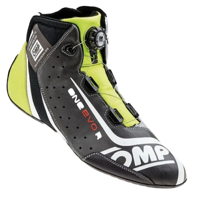 OMP ONE Evo R Formula Racing Shoes