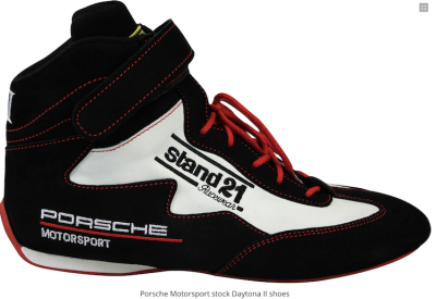 Stand21 Porsche Motorsport Daytona II Racing Shoe