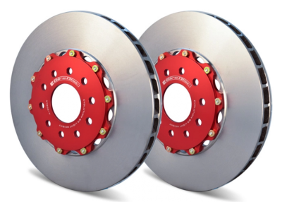 A2-008LW Girodisc 2pc Ultralite Rotors for EVO 6/7/8/9 (Rear)