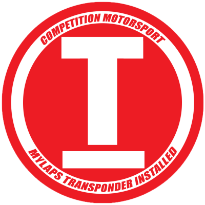 CMS Transponder Decal