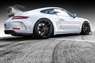 Forgeline Wheels Porsche 991 GT3/GT3RS Track Package (20 Inch)